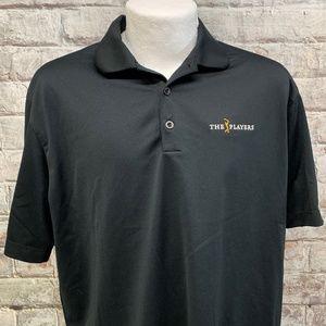 Nike Golf Mens Dri Fit Polo Shirt THE Players (E90